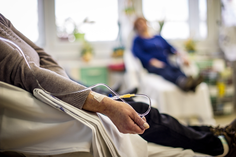 Administration des traitements de chimiothérapie